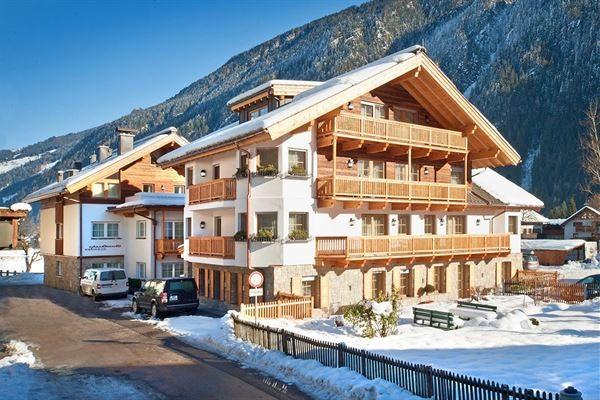 Aparthotel Neuhaus (Halfpension) Mayrhofen
