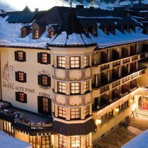 Hotel Alte Post St. Anton am Arlberg