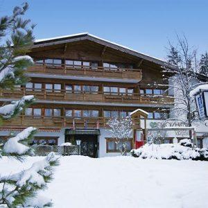 Parkhotel Kirchberg - Halfpension Kirchberg