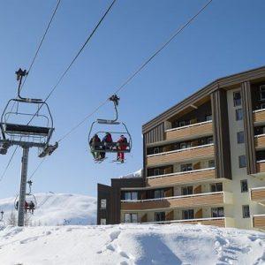 Résidence P&V Les Bergers Alpe d'Huez