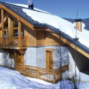 Chalet Alpenroc Valloire