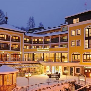 Hotel Saalbacher Hof Saalbach