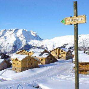Les Chalets de L'Altiport Alpe d'Huez