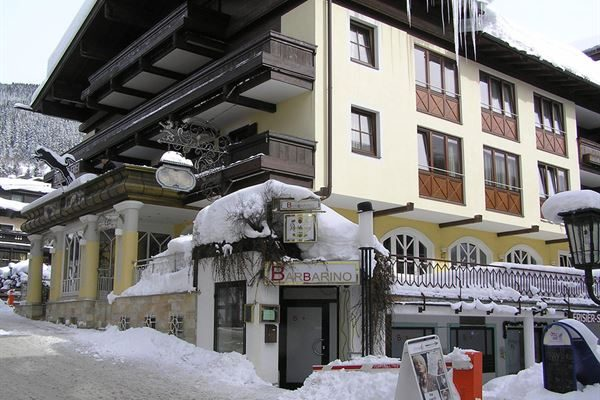 Hotel Panther - Halfpension Saalbach