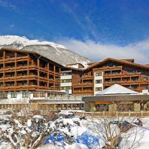 Hotel Tyrolerhof Sölden-Hochsölden