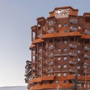 Hotel le Royal Ours Blanc Alpe d'Huez