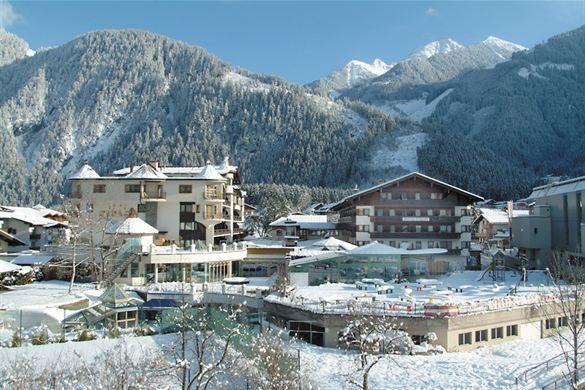 Aparthotel Strass Mayrhofen