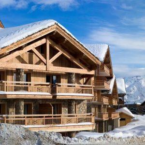 Résidence Le Cristal de l'Alpe Alpe d'Huez