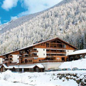 Dormio Resort Les Portes Du Mont Blanc Vallorcine