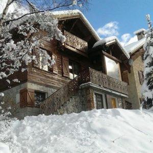 Chalet Alpenvue Alpe d'Huez
