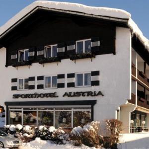 Sporthotel Austria St. Johann in Tirol