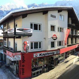 Appartementen Kaplenig Mayrhofen