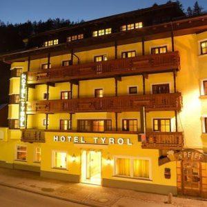 Hotel Tyrol Sölden-Hochsölden