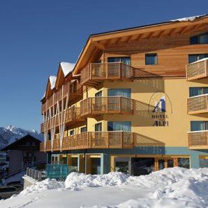 Hotel Delle Alpi Passo Tonale