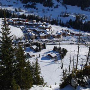 Appartementen Lanslevillard Village Val Cenis