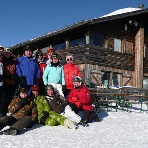 Skisafari Dolomiti Huttentocht Santa Cristina