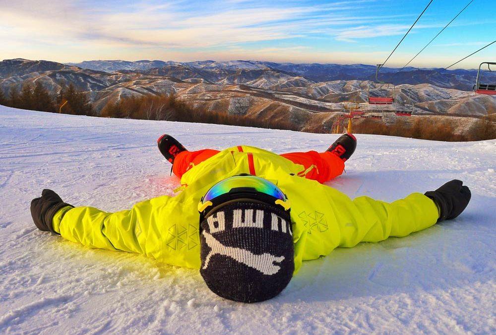 Wintersport blessures voorkomen en genezen