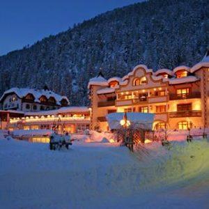Alpin Spa Hotel Die Post Sulden