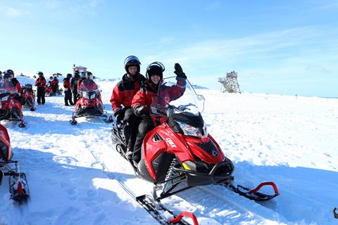 4-daagse excursiereis Shortbreak Lapland