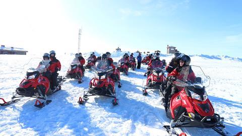 5-daagse excursiereis Shortbreak Lapland