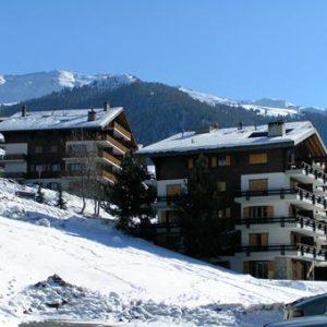 Alpvision Residences Veysonnaz