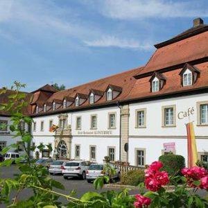 Landidyll Historikhotel Klosterbräu Ebrach