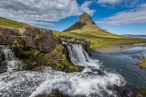 8-daagse Fly & Drive West & South of Iceland