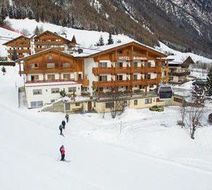 Alpenhotel Schönwald Valles