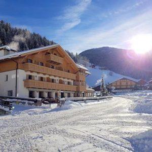 Almhotel Bergerhof San Martino