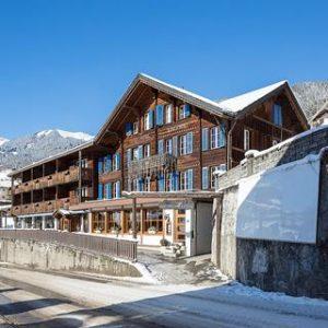 Jungfrau Lodge Grindelwald