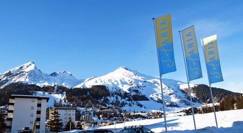 Solaria Serviced Apartments Davos