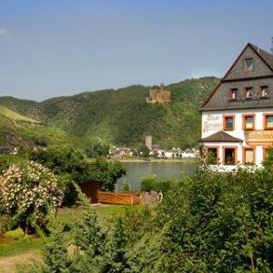 Wein Hotel Landsknecht St. Goar