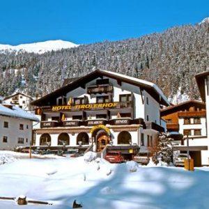 Tirolerhof St. Anton am Arlberg