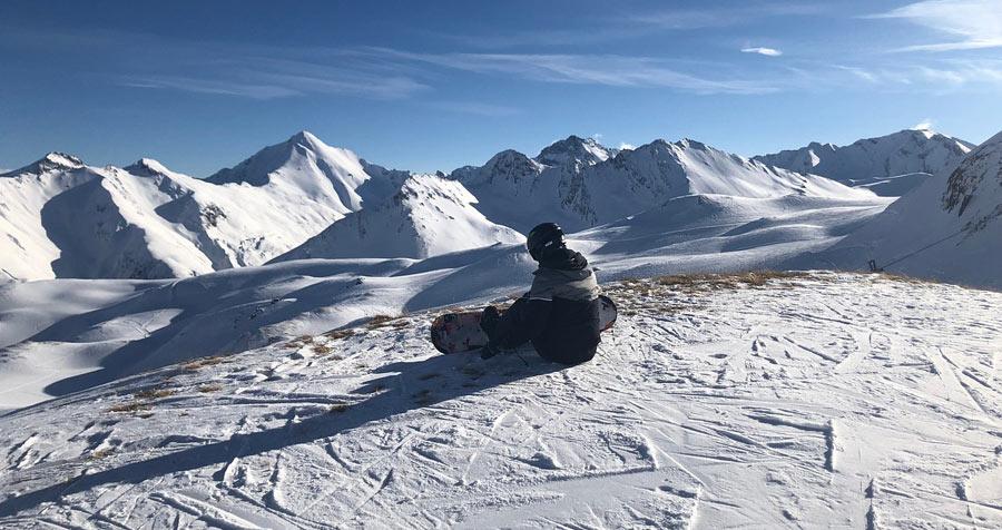 snowboarden ischgl