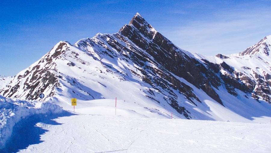 wintersport mayrhofen piste