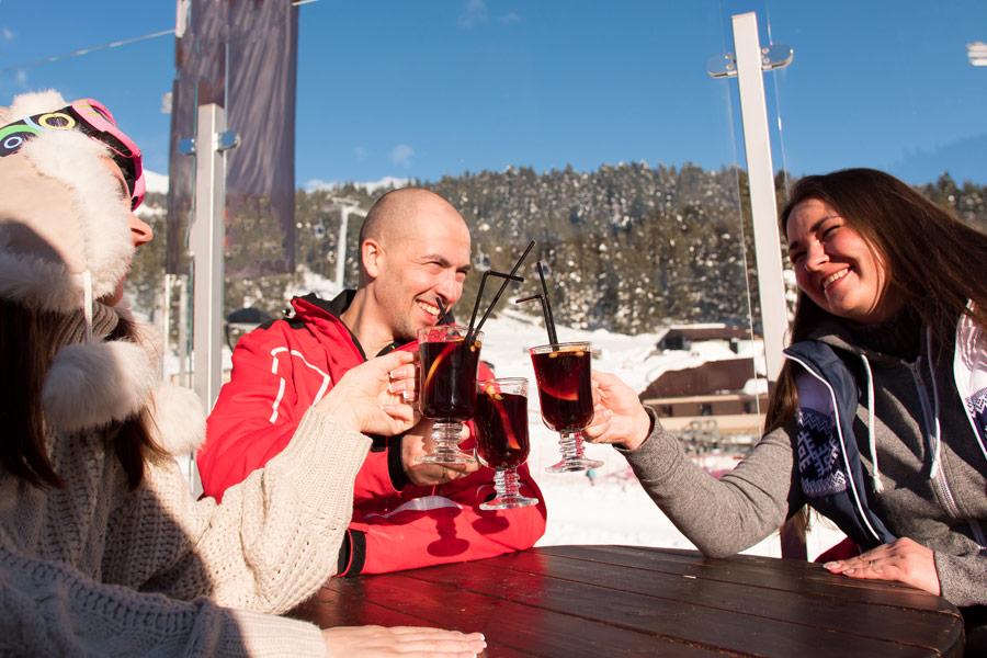 wintersport oostenrijk apres ski